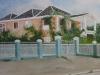 Historical building Curaçao.