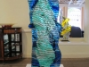 Glass objects by Louis La Rooy