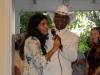 Jossy Rosales with Sinaya Wolfert