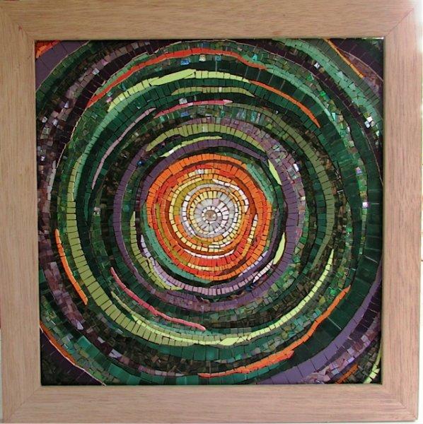 Susan Rudolf and Fine Art Mosaic - Curaçao Art