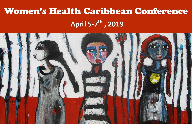 Women's health Caribbean conference - Curaçao Art