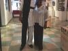 Gallery owner mrs. Verboom